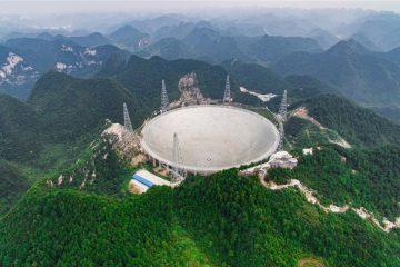 بزرگ ترین تلسکوپ رادیویی جهان آغاز به کار کرد