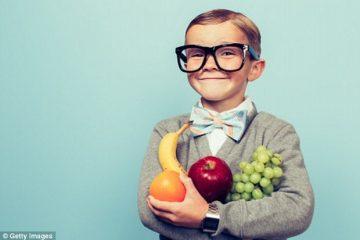 رژیم غذایی سالم موجب تقویت روخوانی کودکان می شود