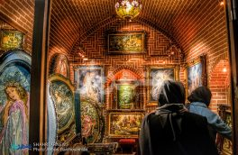 گزارش تصویری : بازار قدیمی فرش تبریز