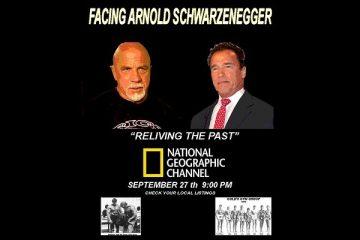 آرنولد شوارتزنگر سوژه مستند تلویزیون نشنال جئوگرافیک شد