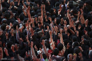 بیش از ۲۰۰ هزار نفر برای مراسم اربعین ثبتنام کردهاند